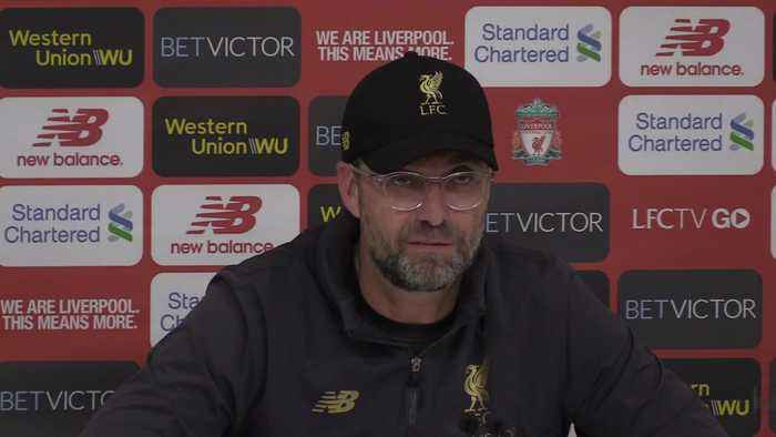 Klopp congratulates champions City after losing out to them in title race