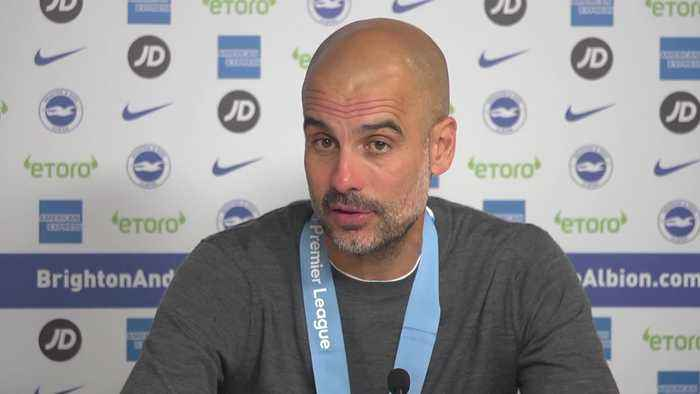 Guardiola: That was my toughest title triumph