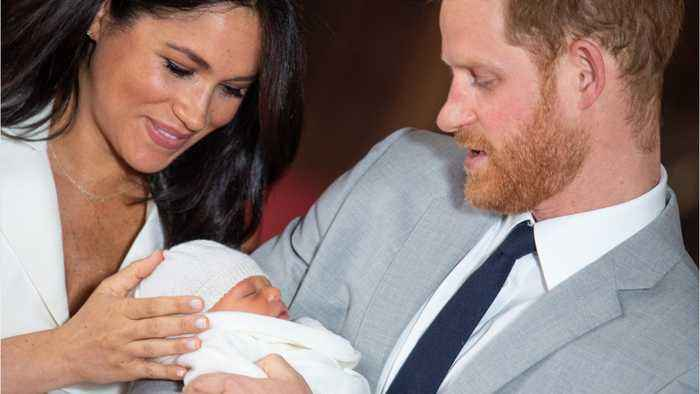It's Meghan Markle's First Mother's Day!