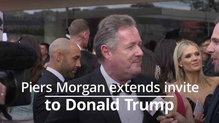 Piers Morgan: Donald Trump should visit Good Morning Britain