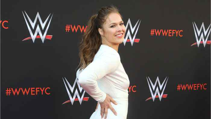 Rousey: First UFC Fight More Important Than Wrestlemania
