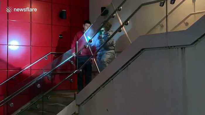 Man is stabbed at London Westfield shopping centre