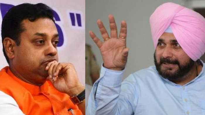 BJP's Sambit Patra is like a frog says Navjot Singh Sidhu | Oneindia News