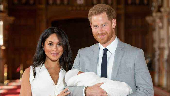 Harry And Meghan May Have Named Son After Mentor