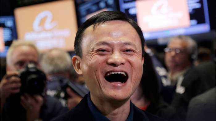 Jack Ma Told Alibaba Staff To Have Lots Of Sex At A Mass Wedding For His Employees