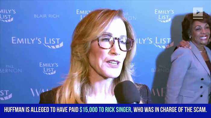 Felicity Huffman Pleads Guilty to Part in University Admissions Scam