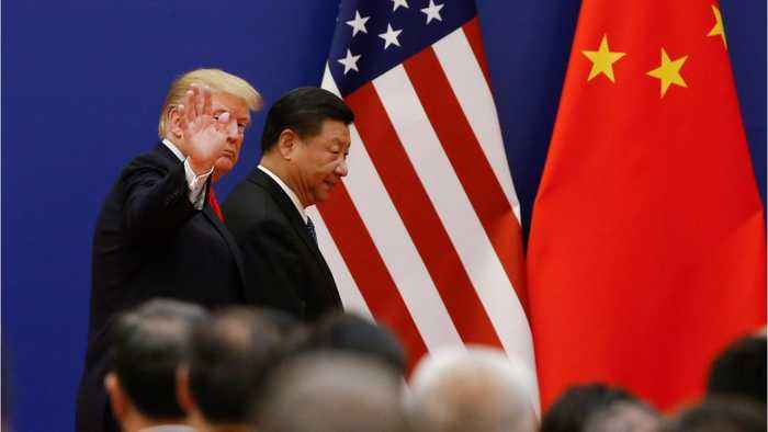 Republicans Surrender To Trump On China