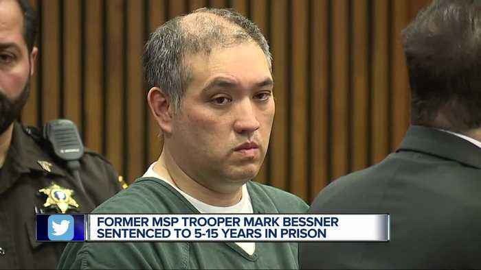Judge blasts former MSP trooper Mark Bessner, sends him to prison for up to 15 years in death of Detroit teen riding on ATV