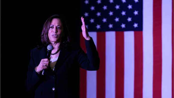 Kamala Harris: 'We Have To Look At' Breaking Up Facebook