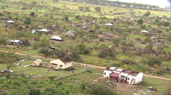 Cyclone Kenneth survivors struggle to rebuild lives in Mozambique