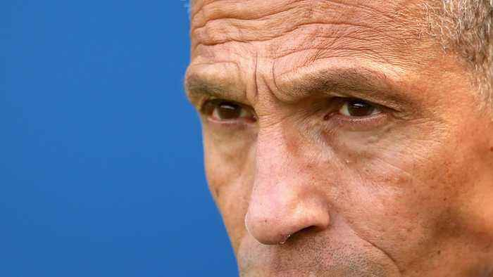 Chris Hughton sacked by Brighton