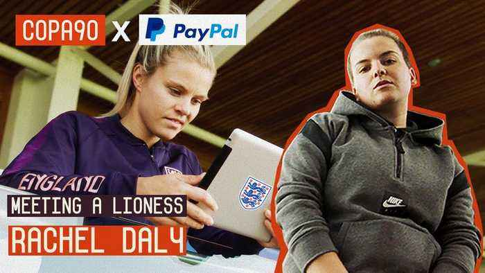 """You're inspirational to us"" 