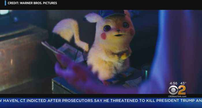 'Pikachu' Tries To Dethrone 'Avengers' At Hollywood Box Office