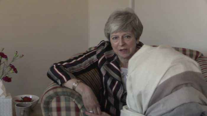 Theresa May vows to end postcode lottery for those fleeing domestic abuse