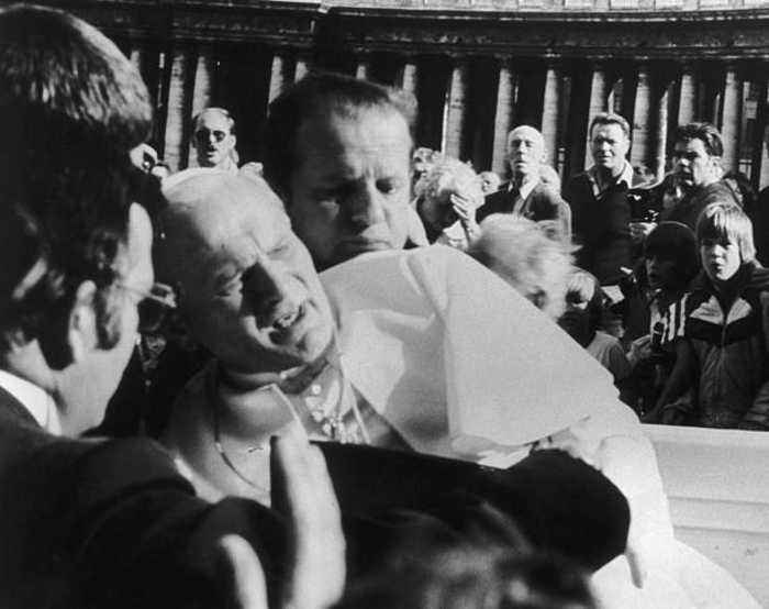 This Day in History: Pope John Paul II Is Shot