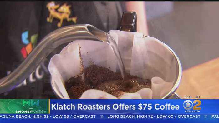 World's Most Expensive Coffee Now Being Served In Southern California