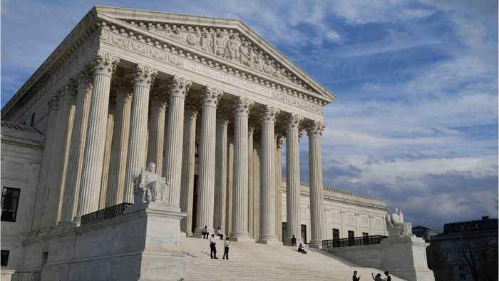 Death Penalty Tensions Flare In The U.S. Supreme Court
