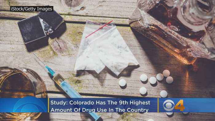 Colorado Ranks No. 9 In The U.S. For Highest Drug Use, Study Finds