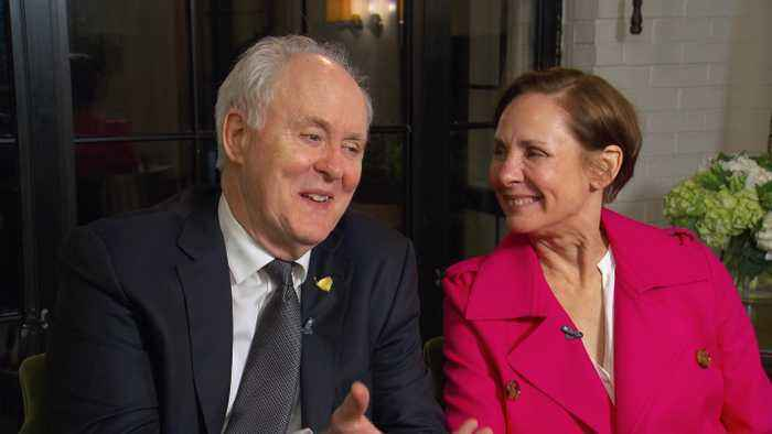 John Lithgow, Laurie Metcalf On 'Hillary And Clinton'