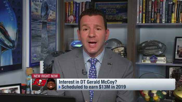 NFL Network Insider Ian Rapoport details what the Tampa Bay Buccaneers could do to keep defensive tackle Gerald McCoy in 2019