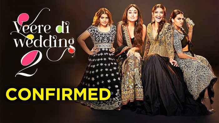 Kareena Kapoor's DRUNK Video With Rhea Kapoor Announcing Veere Di Wedding 2