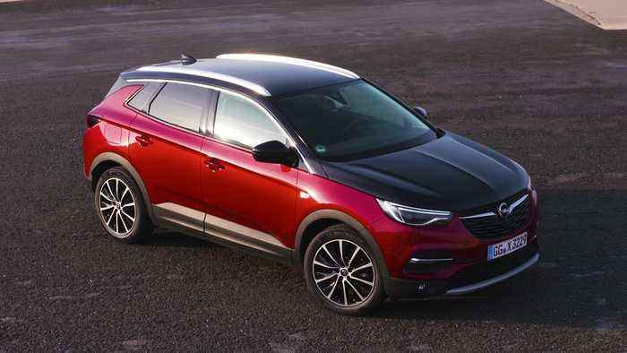 The new Opel Grandland X PHEV Design