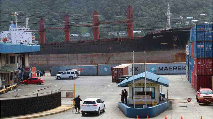 North Korea Accuses U.S. Of 'Robbery' After It Seized Ship
