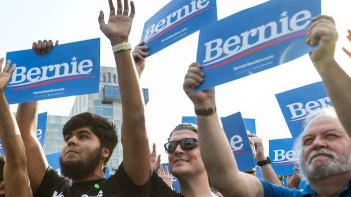 Is Bernie Sanders' New Base Going To Come From Fox News Viewers?