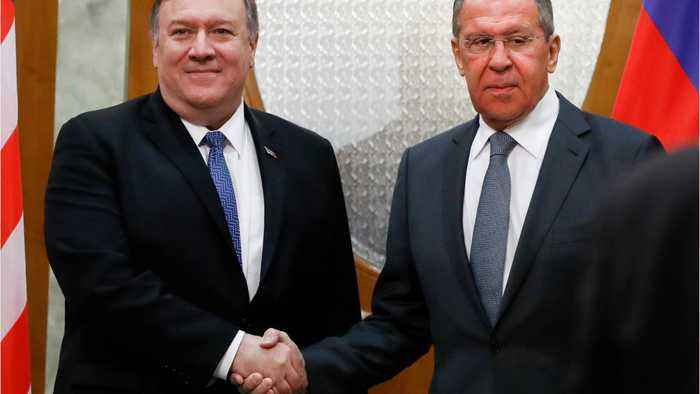 Pompeo Warns U.S. Will Not Tolerate Russian Interference In The 2020 Election