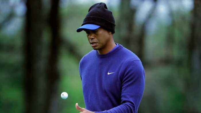 Tiger Woods Offers Condolences To Family Suing Him