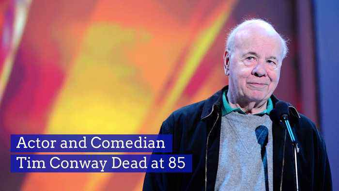 Actor and Comedian Tim Conway Dead at 85