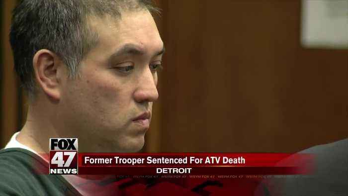 Ex-Michigan trooper gets prison for teen's Taser crash death