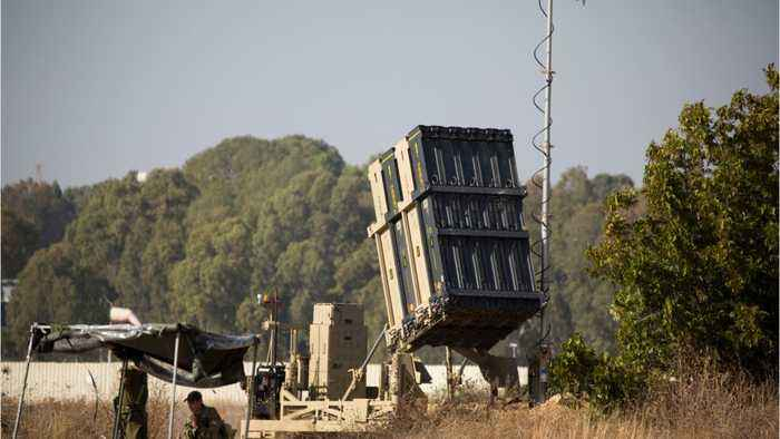 Israel deploys iron dome missile-interceptor ahead of Eurovision