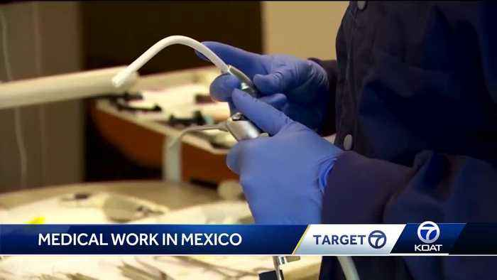 Thousands cross the border for inexpensive medical treatment