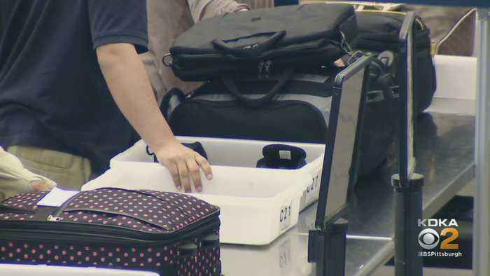 Loaded Gun Found In Passenger's Carry-On Bag At Pittsburgh International Airport