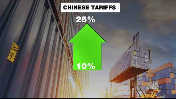 China to increase tariffs on $60bn worth of US goods