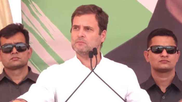 'Do aircraft vanish from radar during rains?': Rahul's poser for PM Modi