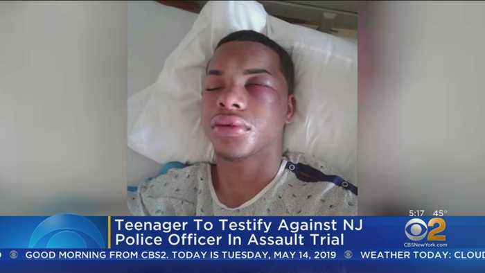Teen To Testify Against Officer Accused Of Assault