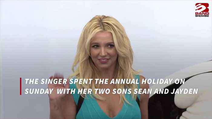 Britney Spears' wonderful Mother's Day