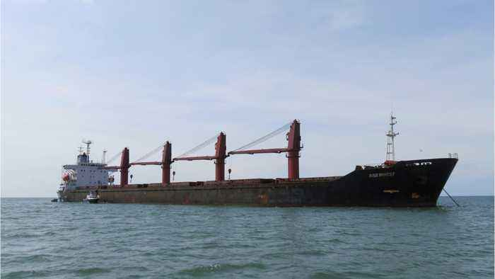 N. Korea Says Ship seizure Violates Trump-Kim Summit