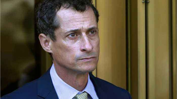 Anthony Weiner Is Out Of The House-Way House