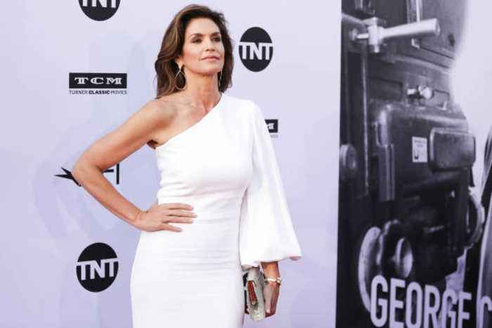 Cindy Crawford likes to 'take care' of her 'body and mind'