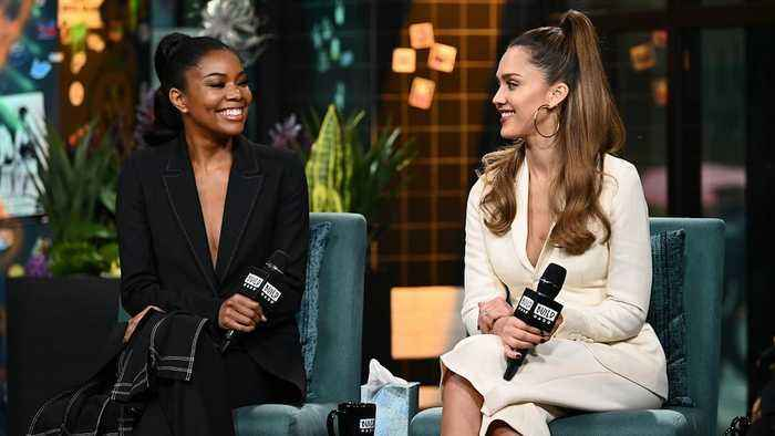 Gabrielle Union Made Sure Jessica Alba Could Comfortably Breastfeed On The Set Of 'L.A.'s Finest'