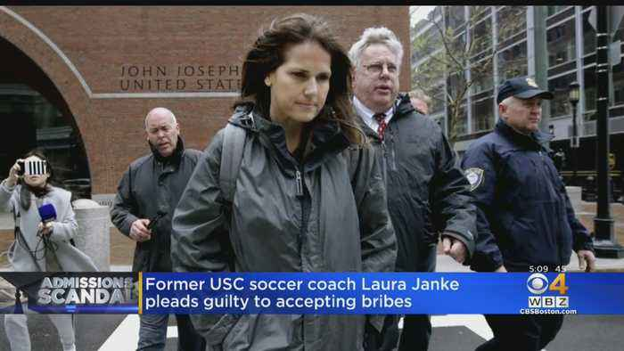 Former USC Soccer Coach Laura Janke Pleads Guilty To Accepting Bribes