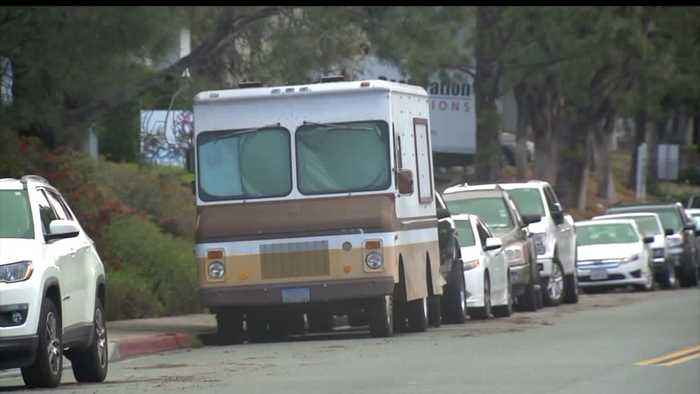 Activists Rally Against New City Ban on Living in Vehicles in San Diego