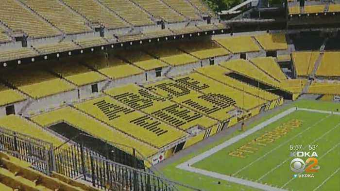 Steelers Hope To Personalize Heinz Field With New Sign