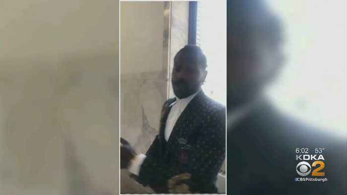 Former Steeler Antonio Brown Appears At Pittsburgh Court Hearing