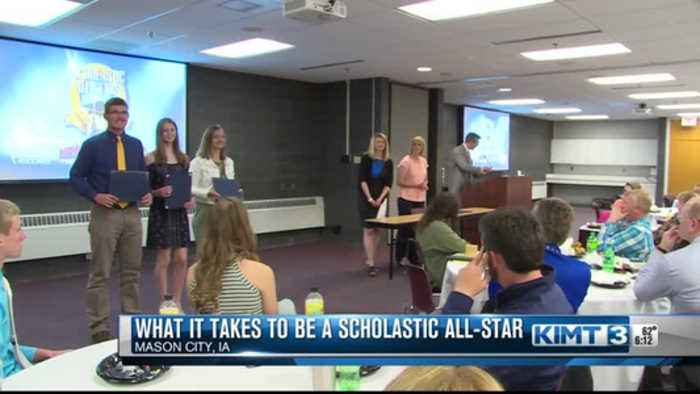 Honoring the area's best and brightest students