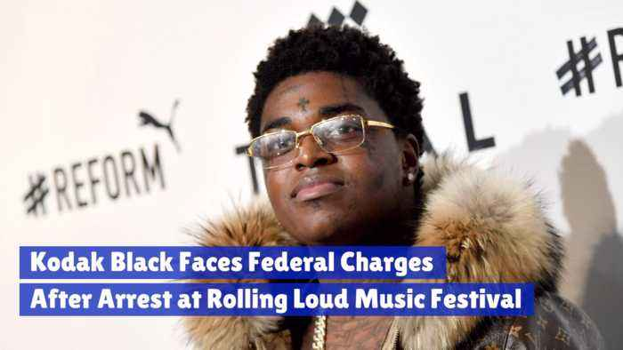 Kodak Black Could Be Facing Jail Time