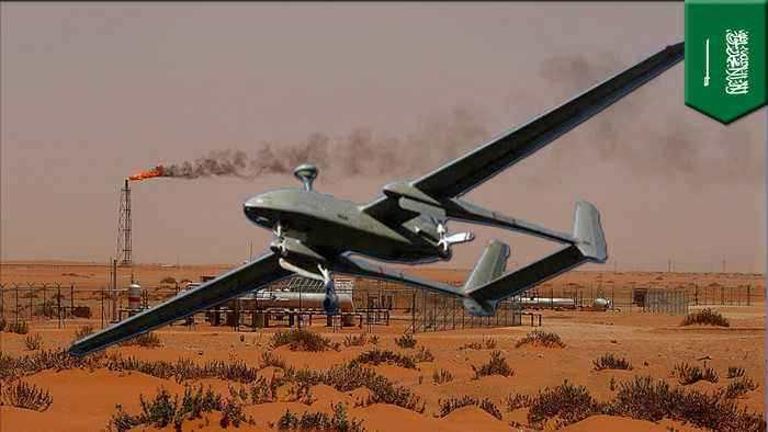 Saudi Arabia oil pipeline attacked by explosive-laden drones